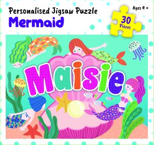 Personalised Jigsaw Puzzle Maisie