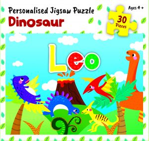 Personalised Jigsaw Puzzle Leo