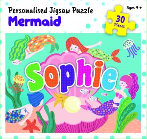Personalised Jigsaw Puzzle Sophie