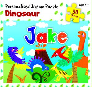Personalised Jigsaw Puzzle Jake
