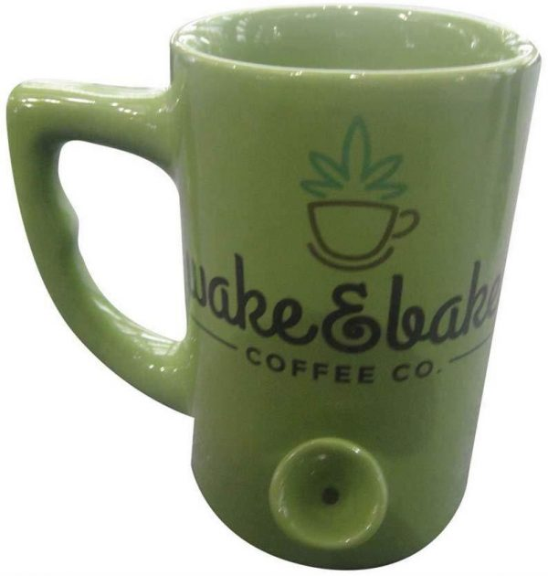 Wake and Bake Mug