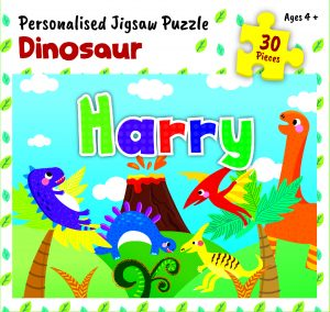 Personalised Jigsaw Puzzle Harry