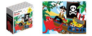Childrens Jigsaw Puzzle Pirate