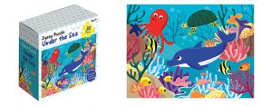 Childrens Jigsaw Puzzle Under the Sea