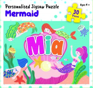 Personalised Jigsaw Puzzle Mia