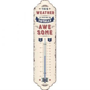 Awesome Weather Thermometer