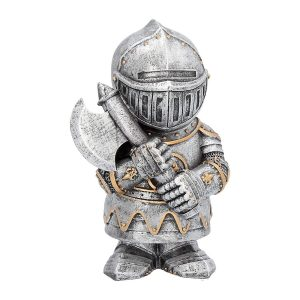 Sir Chopalot Figurine