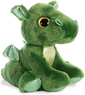 Soft Toy Rumble Dragon