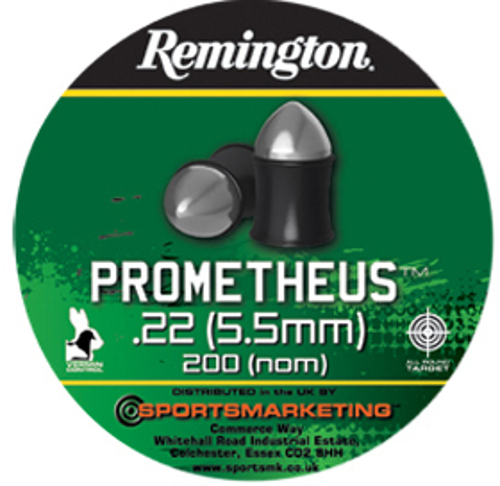 Remington Prometheus Pellets 22