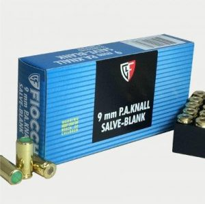FIOCCHI CENTRE BLANK FIRE CARTRIGES