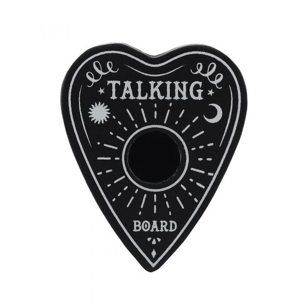 Talking Board (Planchette) Spell Candle Holder