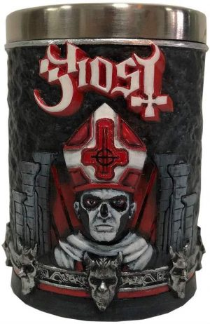 Ghost Papa III Summons Shot Glass
