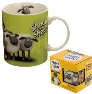 Shaun The Sheep China Mug