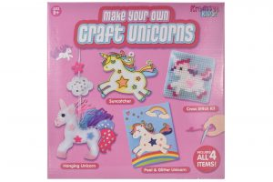 Kreative Kids Make Your Own 4 Different Craft Unicorns
