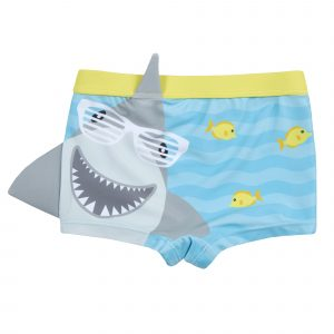 Boys Shark or Crocodile Swimming Trunk Shorts