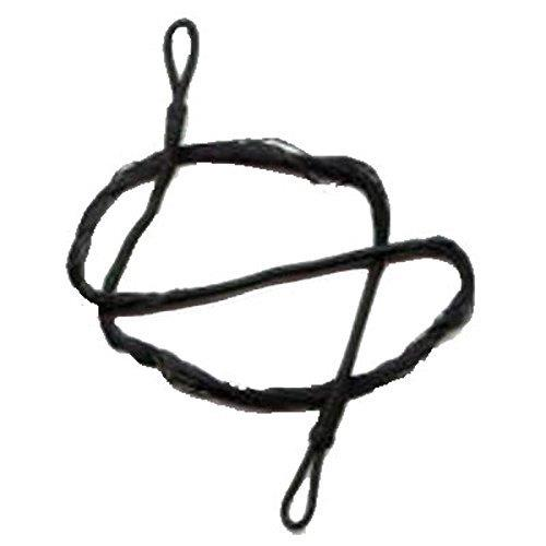 Crossbow String with Two End Caps