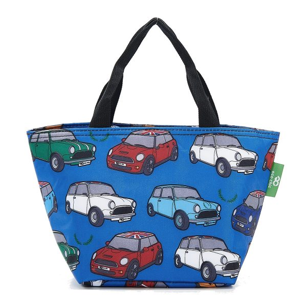 New 2020 Design Eco Chic Recycled Foldable Lunch Cool Bag