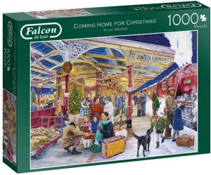Coming Home for Christmas 1000 Piece Jigsaw Puzzle