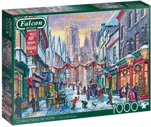 Jigsaw Puzzle CHRISTMAS IN YORK