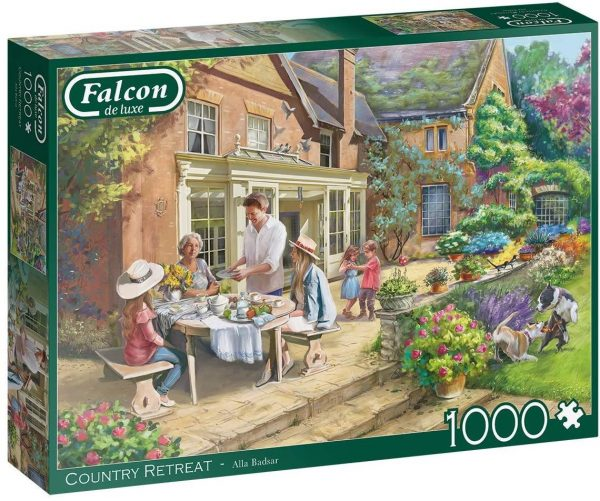 Jigsaw Puzzle COUNTRY RETREAT
