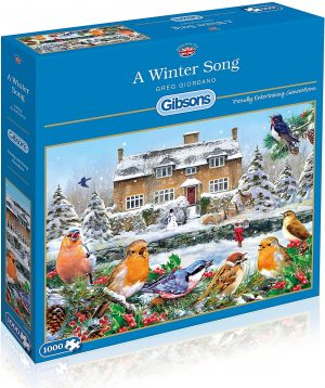A Winter Song Jigsaw Puzzle