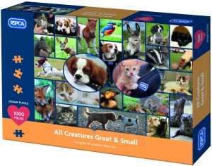Jigsaw Puzzle ALL CREATURES GREAT and SMALL