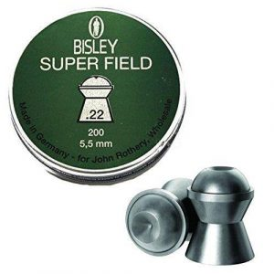 Bisley Super Field 0.22 pellets