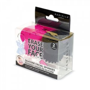 Erase Your Face Silicone Facial Sponges