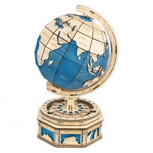 Rokr The Globe 3D Wooden Puzzle for Adults