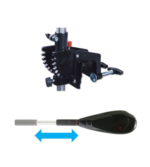 Watersnake Tracer Transom Mount Electric Motor