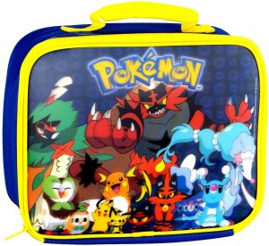 Lunch Bag Pokemon Lenticular