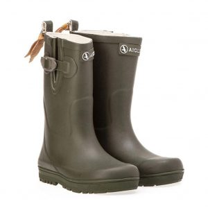 Aigle Childs Woody Pop Wellies