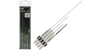 NGT 4 Piece stainless Steel Baiting Tool Set