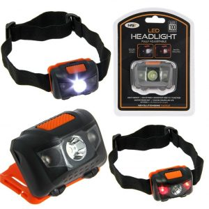 NGT LED Headlight 100 Lumens