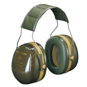 Peltor Bulls Eye 3 Ear Defenders