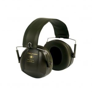 Peltor Bulls Eye Green 1 Ear Defenders