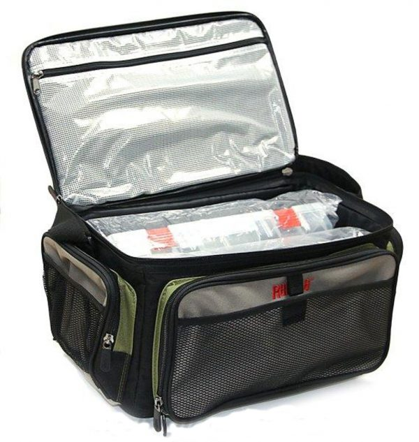 Rapala Limited Edition Tackle Bag Carryall Including 2 x 3700 Size Tackle Boxes
