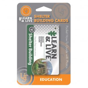 UST Learn And Live Educational Shelter Building Cards