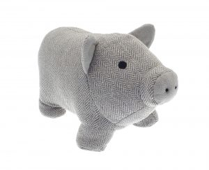 Novelty Pig Design Door Stop