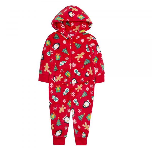 Childrens Christmas Design Onesie
