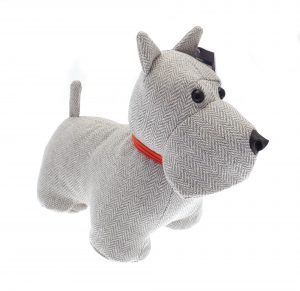 Scottie Dog Design Novelty Door Stop