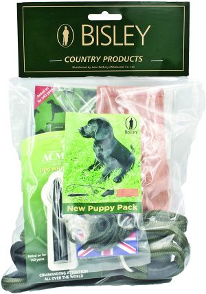 New Puppy training pack by Bisley