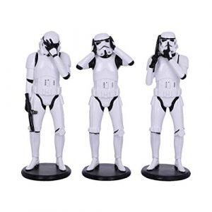 3 Wise Stormtroopers