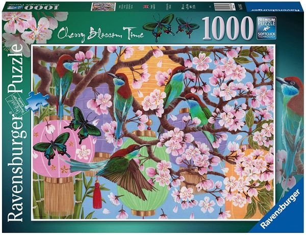 Jigsaw Puzzle CHERRY BLOSSOM TIME