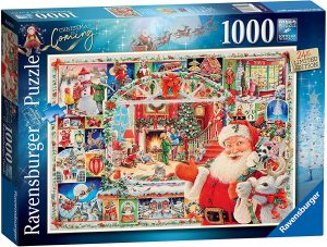 Jigsaw Puzzle CHRISTMAS IS COMING