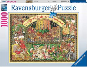 Jigsaw Puzzle WINDSOR WIVES