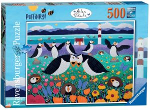 Jigsaw Puzzle PUFFINRY