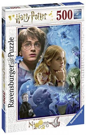 Jigsaw Puzzle HARRY POTTER in HOGWARTS