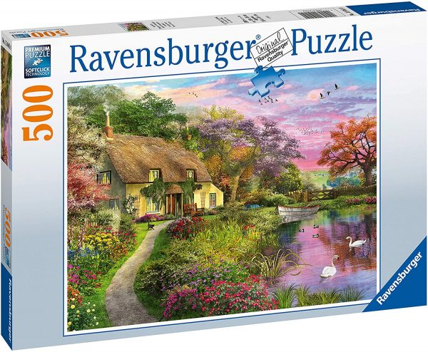 Jigsaw Puzzle COUNTRY HOUSE