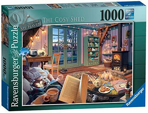 Jigsaw Puzzle THE COSY SHED